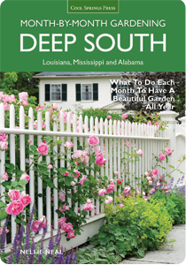 Month-By-Month Gardening Deep South