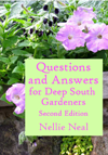 Question Answers for Deep South Gardeners Second Edition